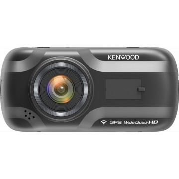 Kenwood DRV-A501W Wide Quad HD DashCam with built-in Wireless LAN & GPS