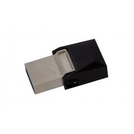 KINGSTON USB Stick Data Traveler DTDUO3/32GB, USB 3.0, Black