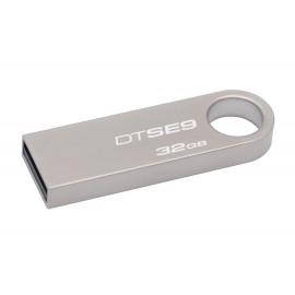 KINGSTON USB Stick Data Traveler DTSE9H/32GB, USB 2.0, Silver
