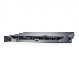 DELL Server PowerEdge R330 1U/E3-1230v6/8GB/2x1TB HDD/DVD-RW/H330/2 PSU/5Y NBD
