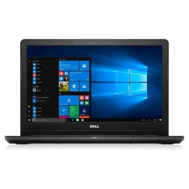 DELL Laptop Inspiron 3576 15,6'' FHD/i5-8250U/8GB/256GB SSD/Radeon AMD 520 2GB/DVD-RW/Win 10/1Y NBD/Black