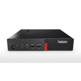 LENOVO PC ThinkCentre M710q Tiny/i3-7100T/4GB/128GB SSD/HD Graphics 630/Free DOS/3Y NBD/Black